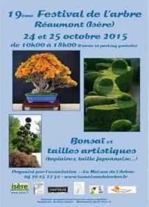 19ème festival de l'arbre à Réaumont