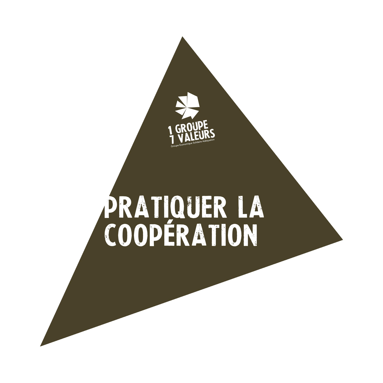 Pratiquer la coopération