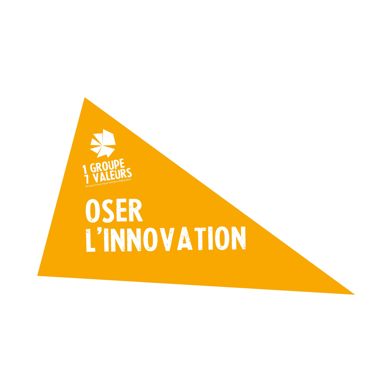 Oser l'innovation