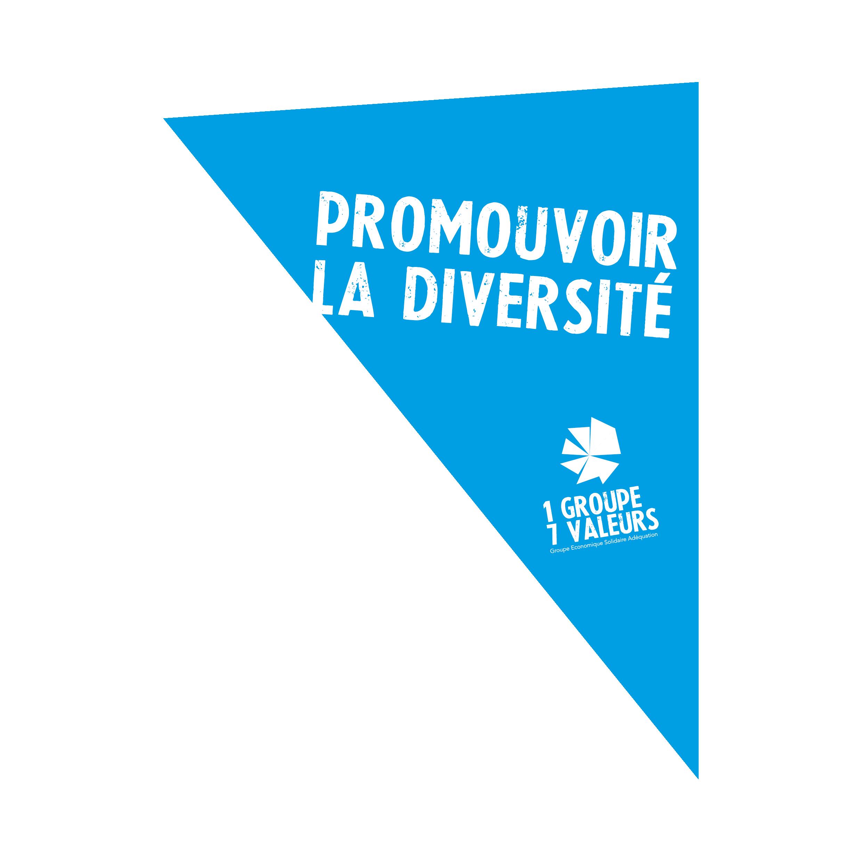 Promouvoir la diversité