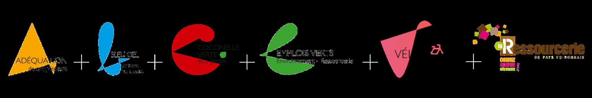 logos 6 activités